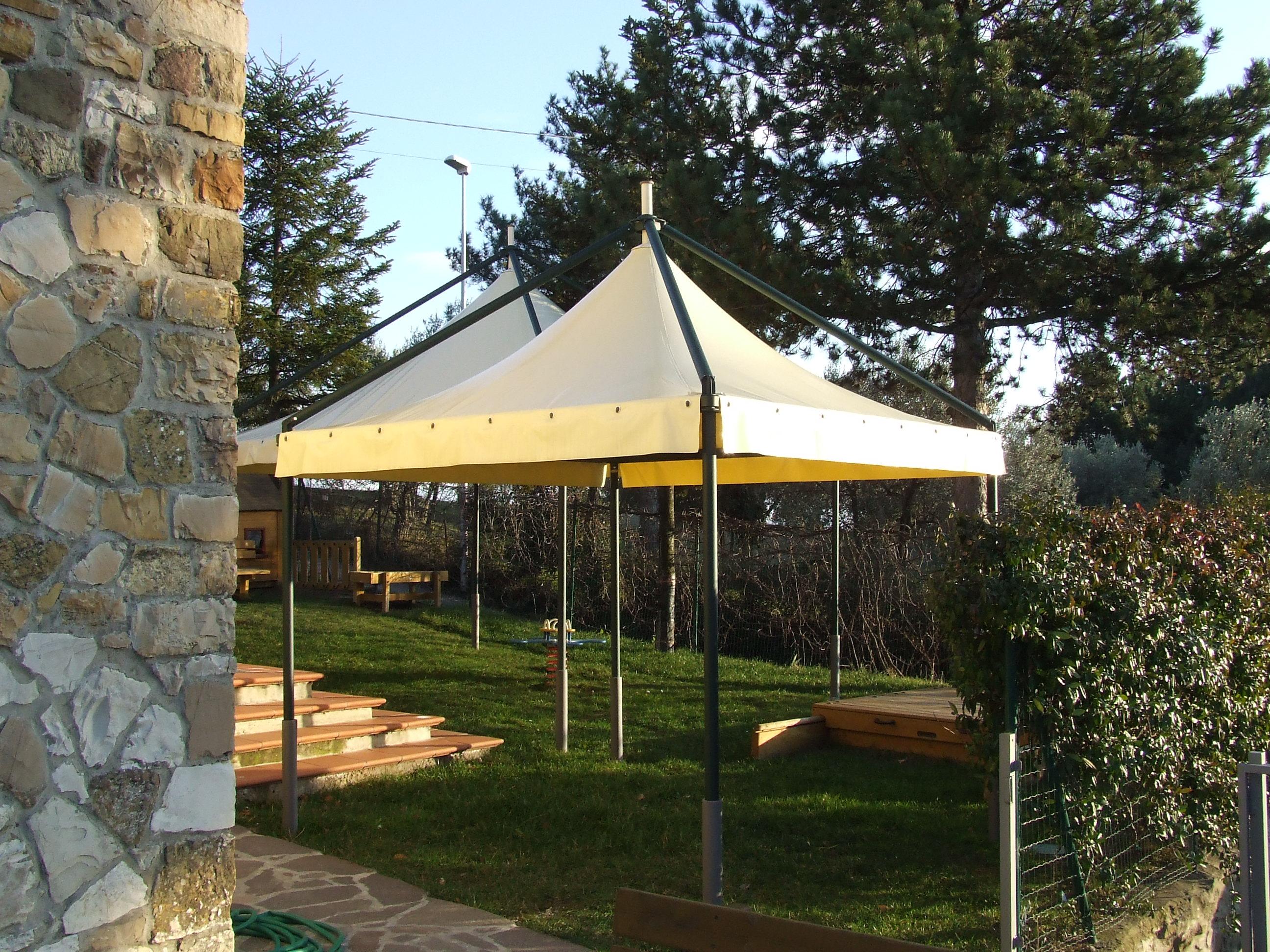 Gazebo giardino