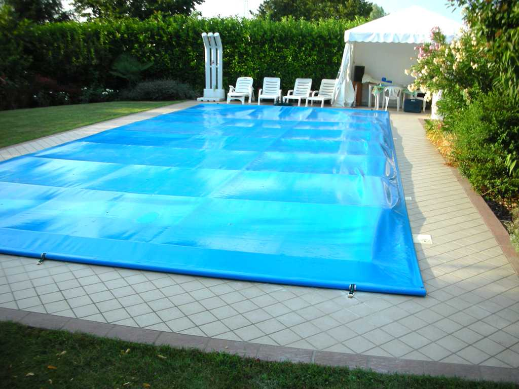Coperture per piscine firenze cover df toscana for Teli per piscine