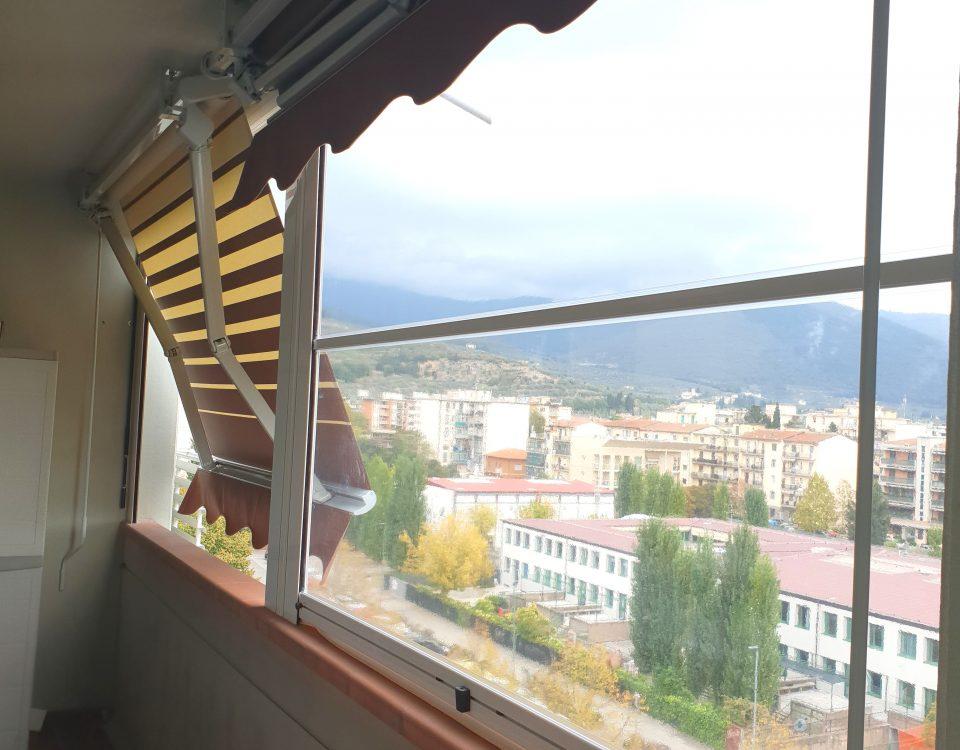 Tende ermetiche da balcone